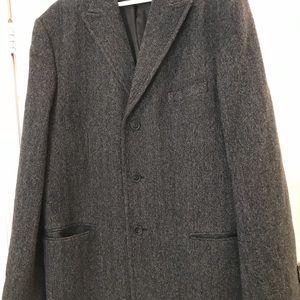 Mexx Men's wool blend coat NWOT